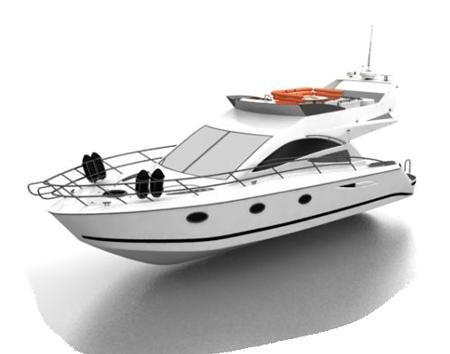 yacht-3D